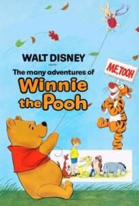 The Many Adventures of Winnie the Pooh 1977 พาเหล่าคู่หูตะลุยป่า