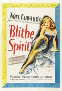 Blithe Spirit 1945 บ้านหลอนวิญญาณร้าย