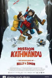 Mission Kathmandu The Adventures of Nelly & Simon (2017)