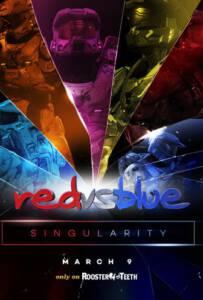 Red vs. Blue: Singularity (2019)