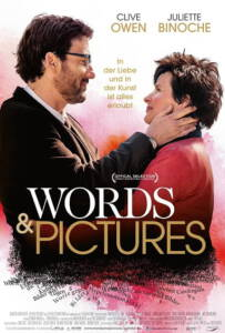 Words and Pictures (2013) สื่อ ภาพ ภาษารัก