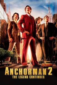 Anchorman 2 The Legend Continues 2013 แองเคอร์แมน 2 ขำข้นคนข่าว