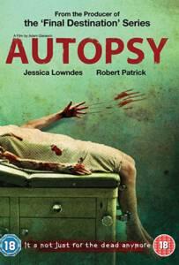 Autopsy 2008 อันท็อปซี่ จับคนมาชำแหละ