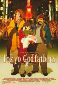 Tokyo Godfathers 2003 โตเกียว ก็อตฟาเธอร์ เมตตาไม่มีวันตาย