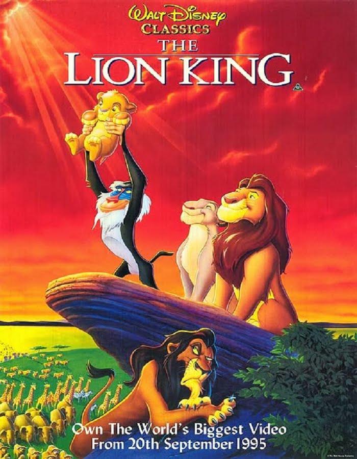 The Lion King 1994 เดอะ ไลอ้อน คิง 1