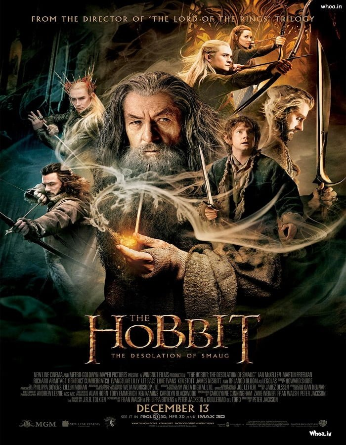 The Hobbit 2 The Desolation of Smaug
