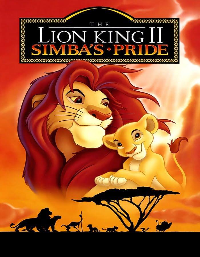 The Lion King 2 Simbas Pride 1998 เดอะ ไลออน คิง 2 ซิมบ้าเจ้าป่าทรนง