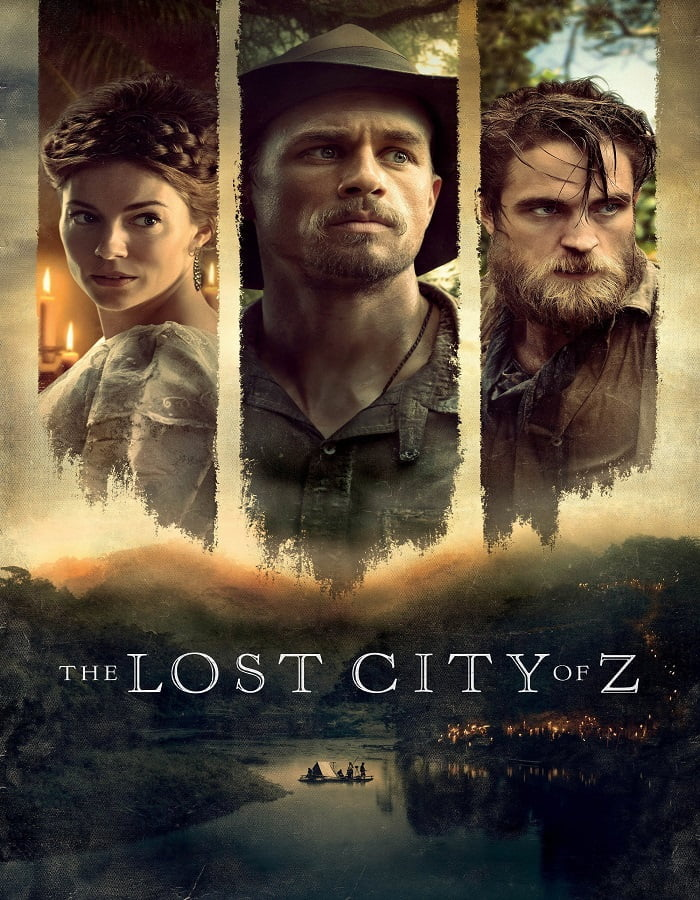 The Lost City of Z 2016 นครลับที่สาบสูญ