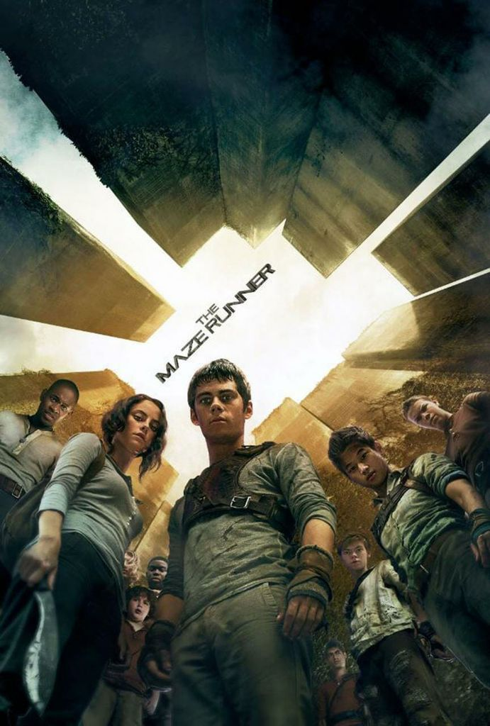 The Maze Runner 1 (2014)