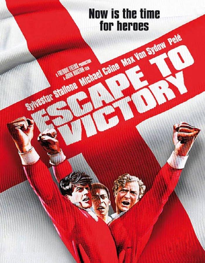 Escape To Victory 1981 เตะแหลกแล้วแหกค่าย