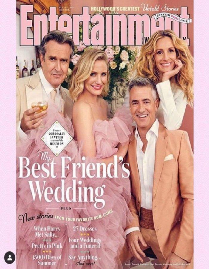 My Best Friends Wedding 1997 เจอกลเกลอวิวาห์อลเวง