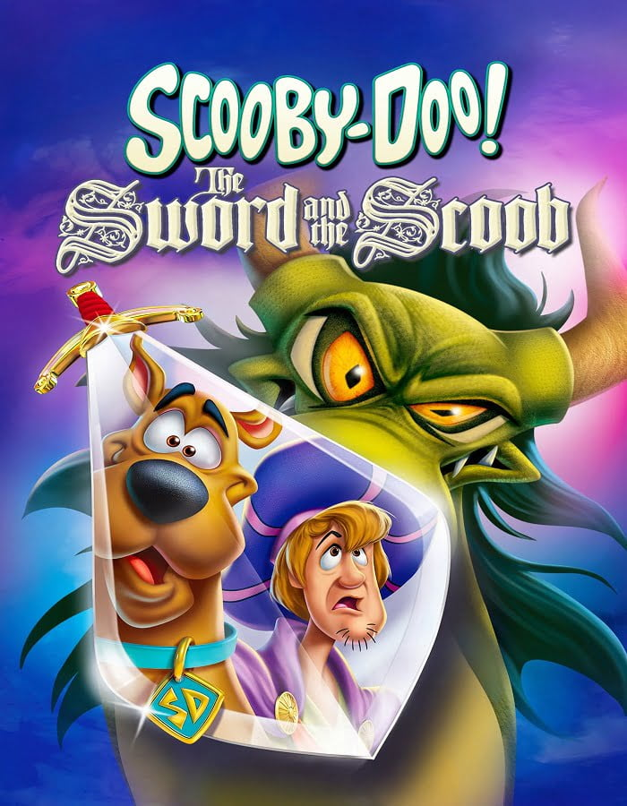 ScoobyDoo The Sword and the Scoob 2021