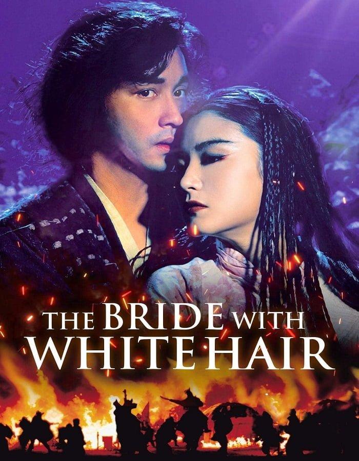 The Bride with White Hair Bak fat moh lui zyun 1993 นางพญาผมขาว หัวใจไม่ให้ใครบงการ