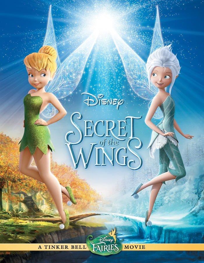 Tinker Bell 4 Secret of the Wings 2012 ทิงเกอร์เบลล์ กับความลับของปีกนางฟ้า