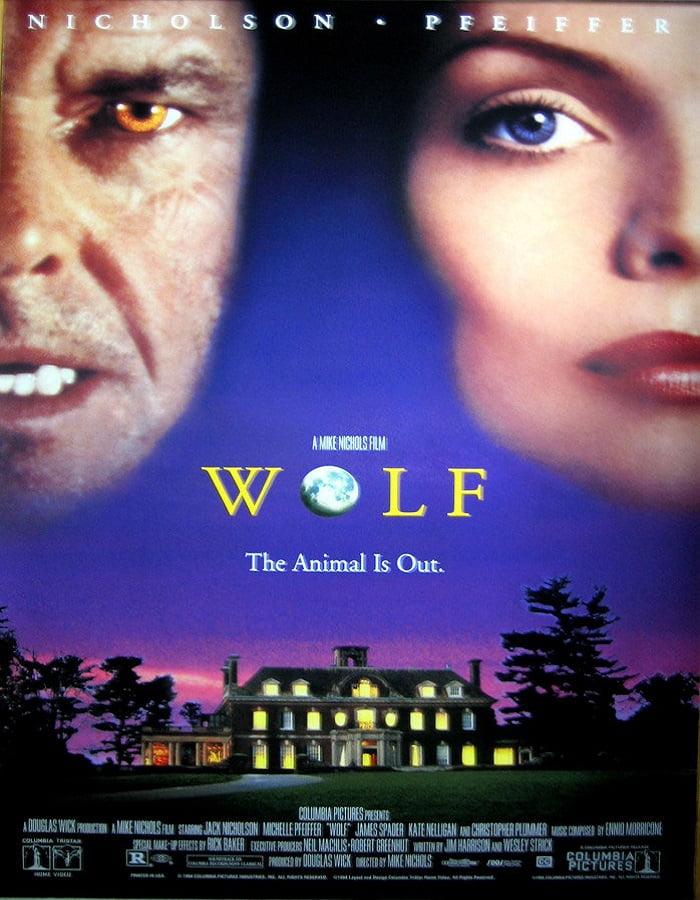 Wolf 1994 มนุษย์หมาป่า