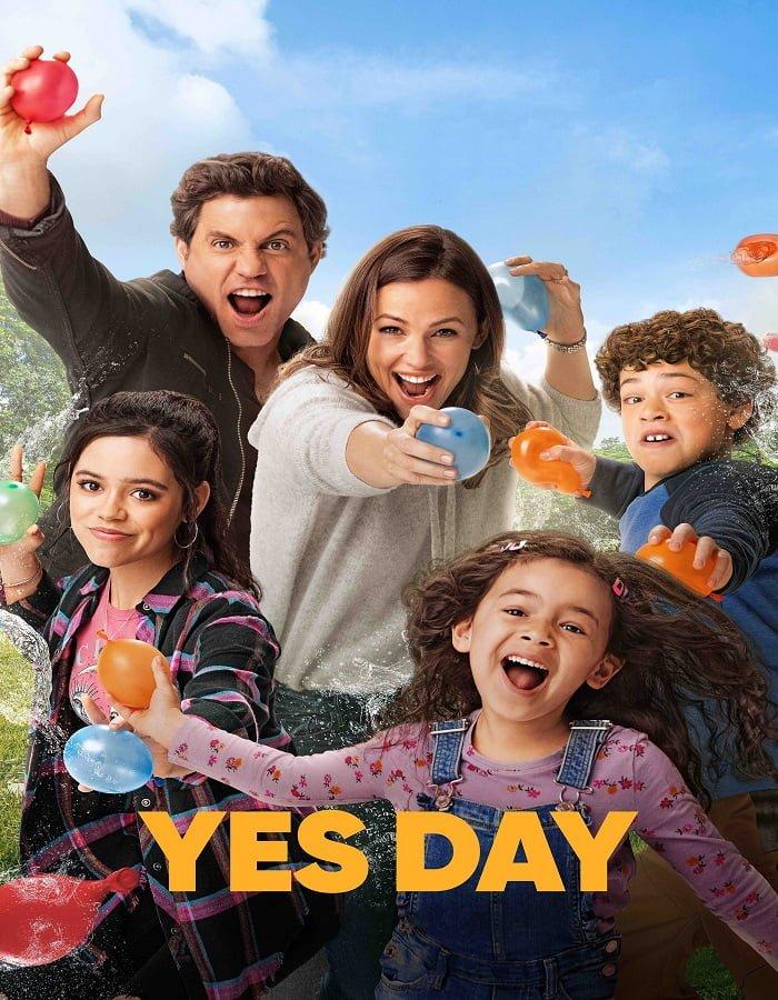 Yes Day 2021 เยสเดย์ วันนี้ห้ามเซย์โน