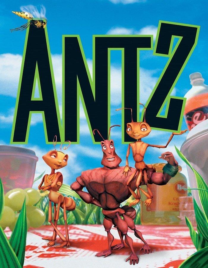 Antz 1998 เปิดโลกใบใหญ่ของนายมด