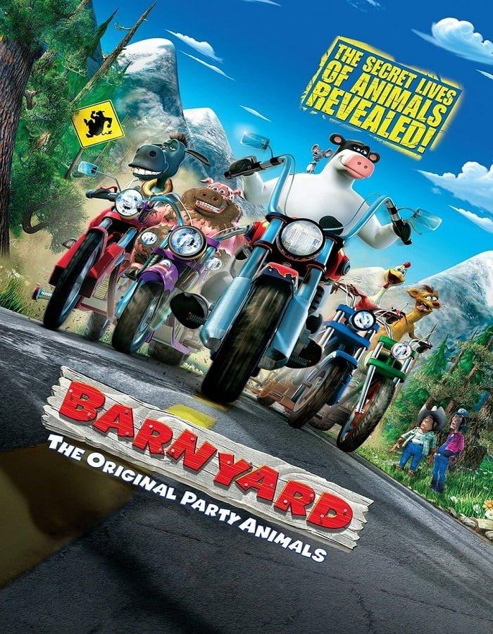 Barnyard 2006 เหล่าตัวจุ้น วุ่นปาร์ตี้