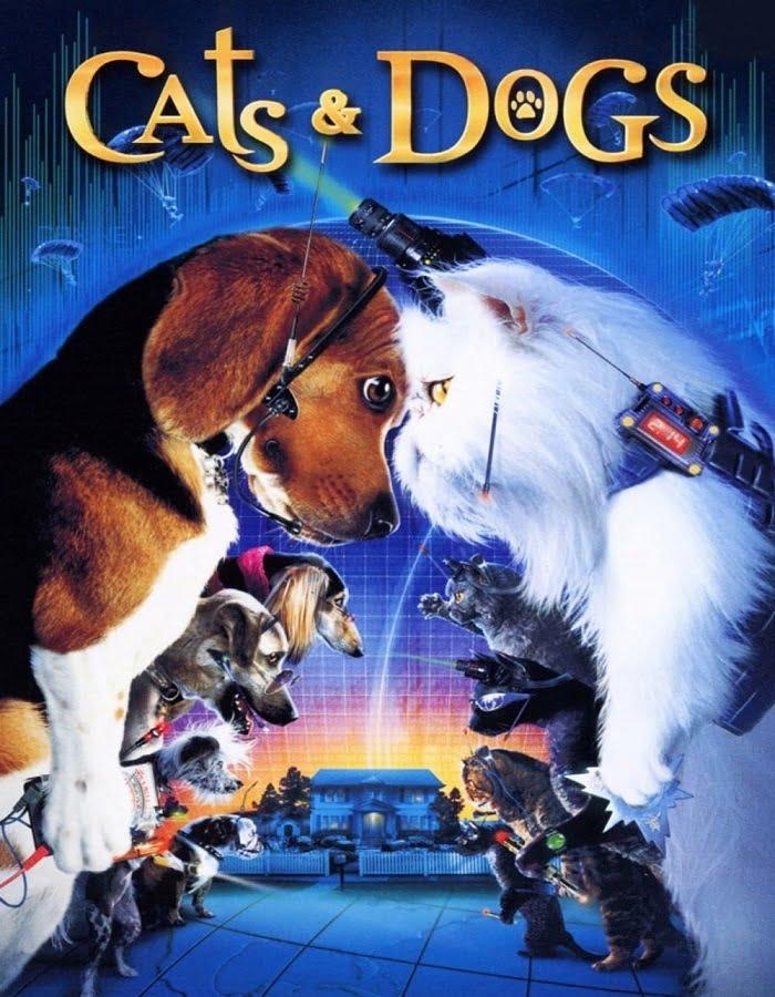 Cats Dogs 1 2001 สงครามพยัคฆ์ร้ายขนปุย ภาค 1