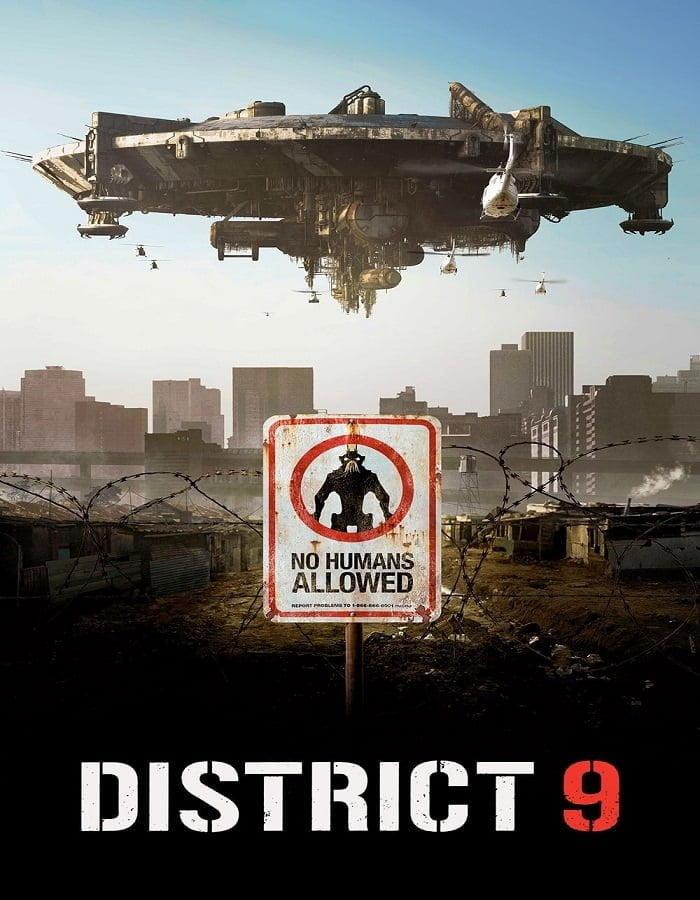 District 9 2009 ยึดแผ่นดิน เปลี่ยนพันธุ์มนุษย์