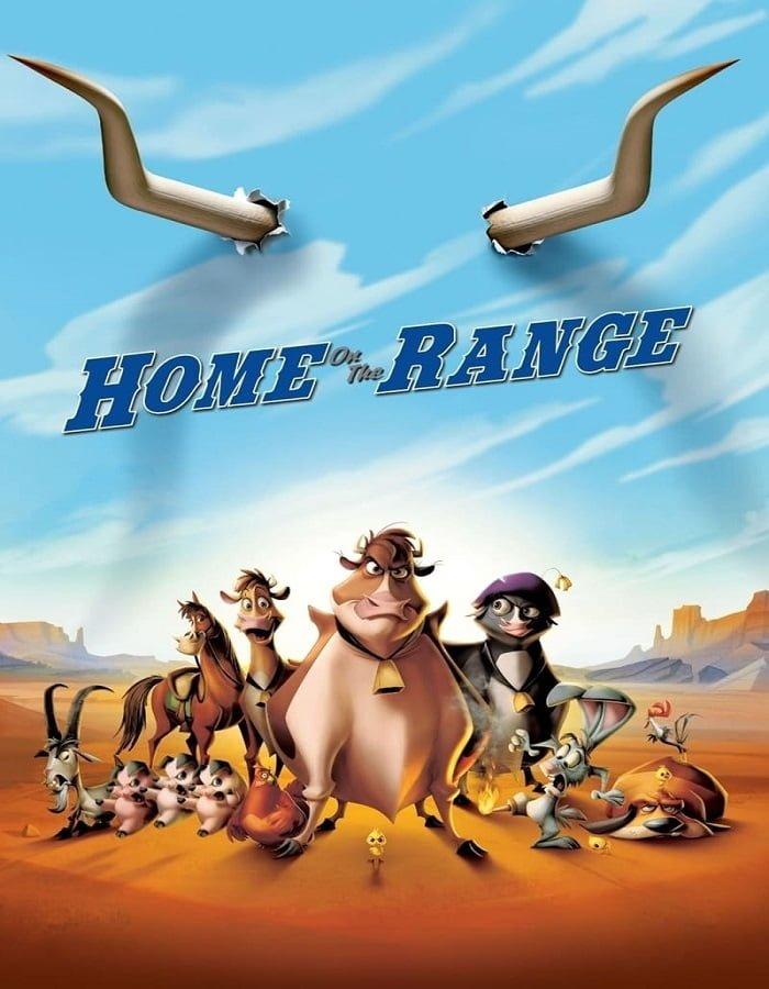 Home On The Range 2004 โฮม ออน เดอะ เรนจ์