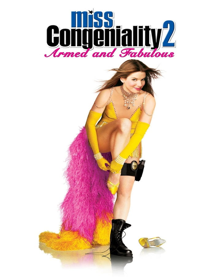 Miss Congeniality 2 Armed and Fabulous 2005 พยักฆ์สาวนางงามยุกยิก 2