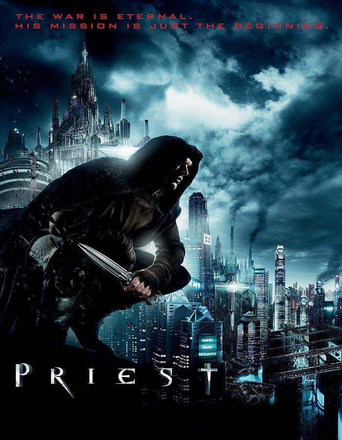 Priest 2011 นักบุญปีศาจ
