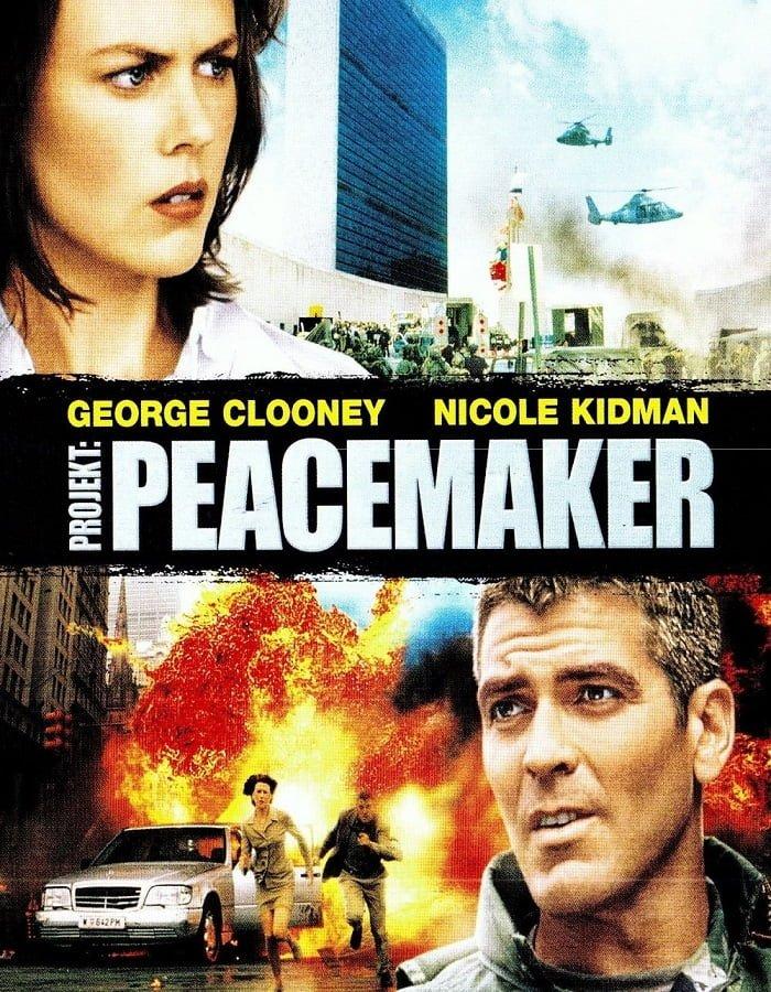 The Peacemaker 1997 พีซเมคเกอร์ หยุดนิวเคลียร์มหาภัยถล่มโลก