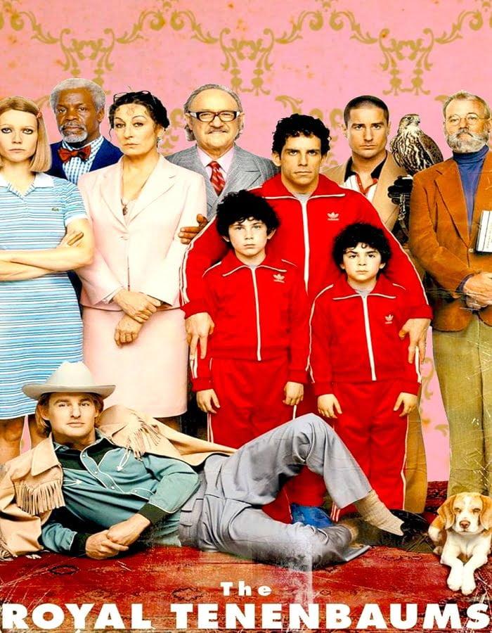 The Royal Tenenbaums 2001