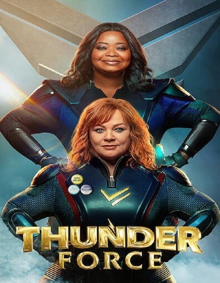 Thunder Force 2021 ธันเดอร์ฟอร์ซ ขบวนการฮีโร่ฟาดฟ้า