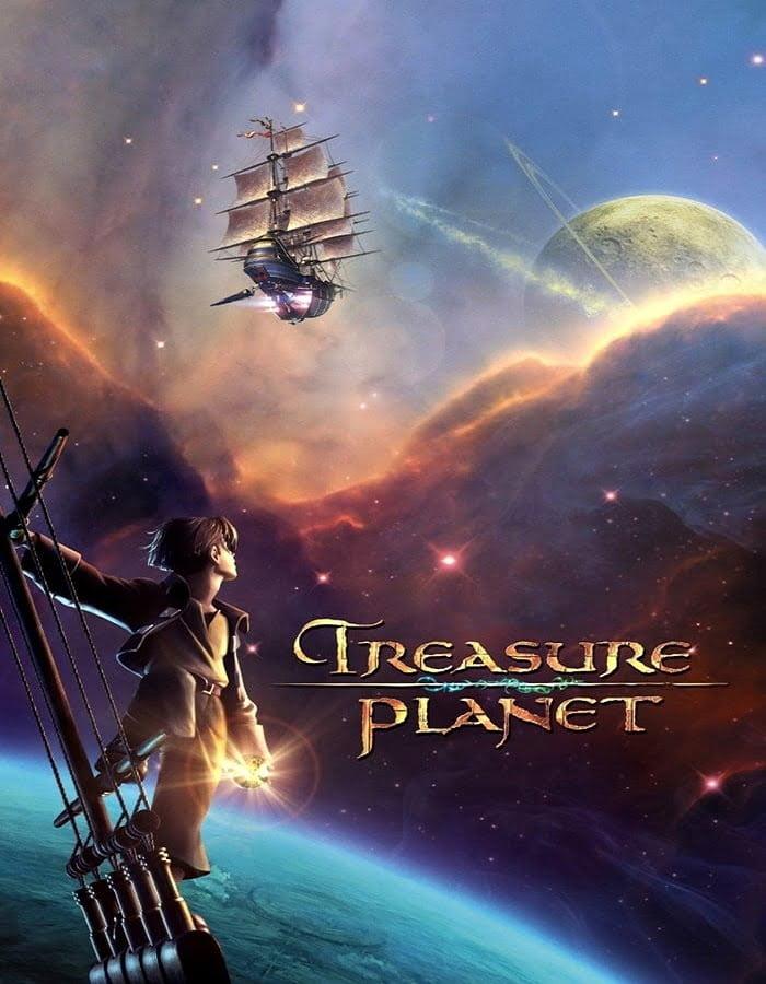 Treasure Planet 2002 ผจญภัยล่าขุมทรัพย์ดาวมฤตยู