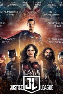 Zack Snyder's Justice League (2021) แซ็ค สไนเดอร์ จัสติซ ลีก