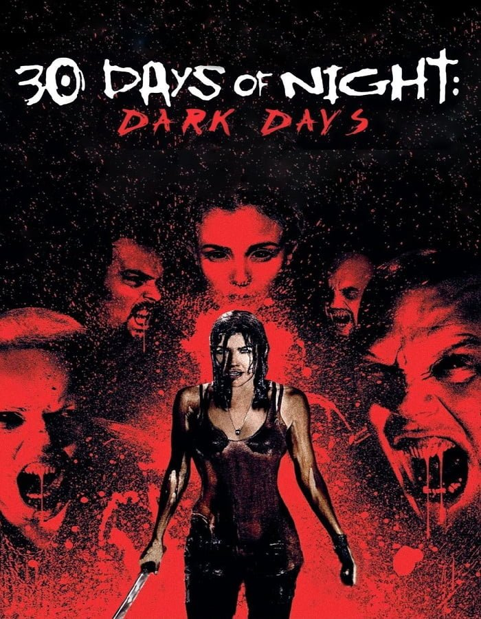 30 Days of Night Dark Days 2010 30 ราตรีผีแหกนรก 2