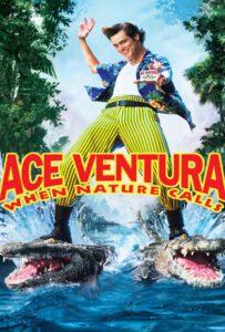 Ace Ventura When Nature Calls 1995 เอซ เวนทูร่า 2 ซูเปอร์เก๊กกวนเทวดา