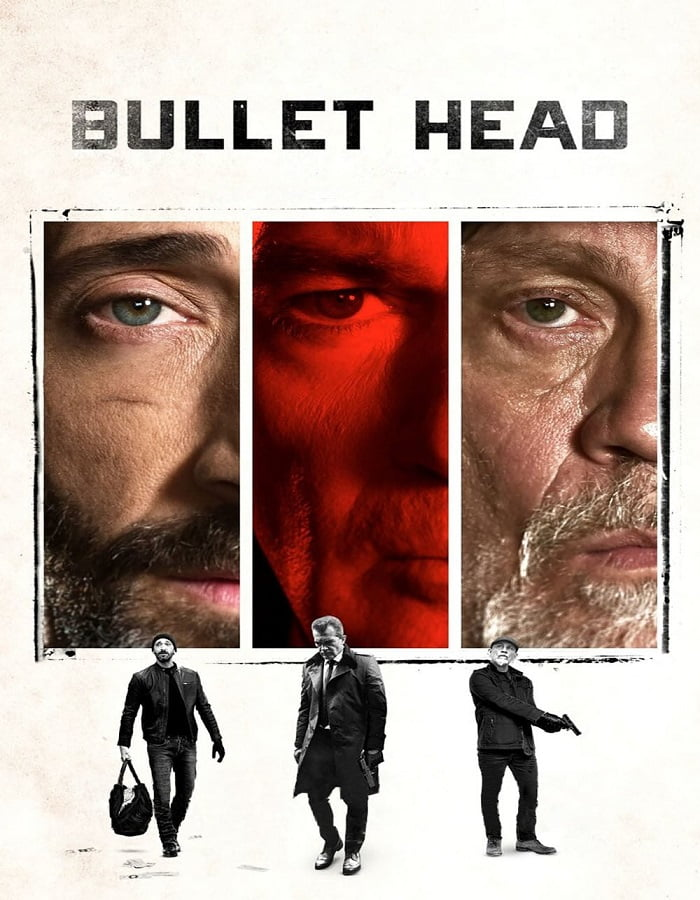 Bullet Head Unchained 2017 หักโหดชะตากรรมสยอง
