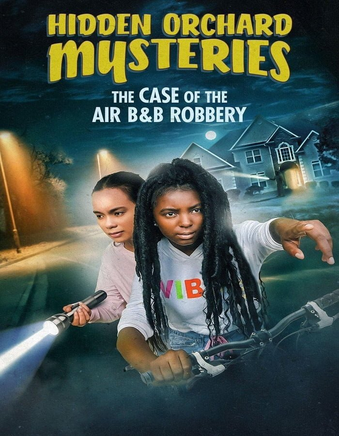 Hidden Orchard Mysteries The Case of the Air B and B Robbery 2020