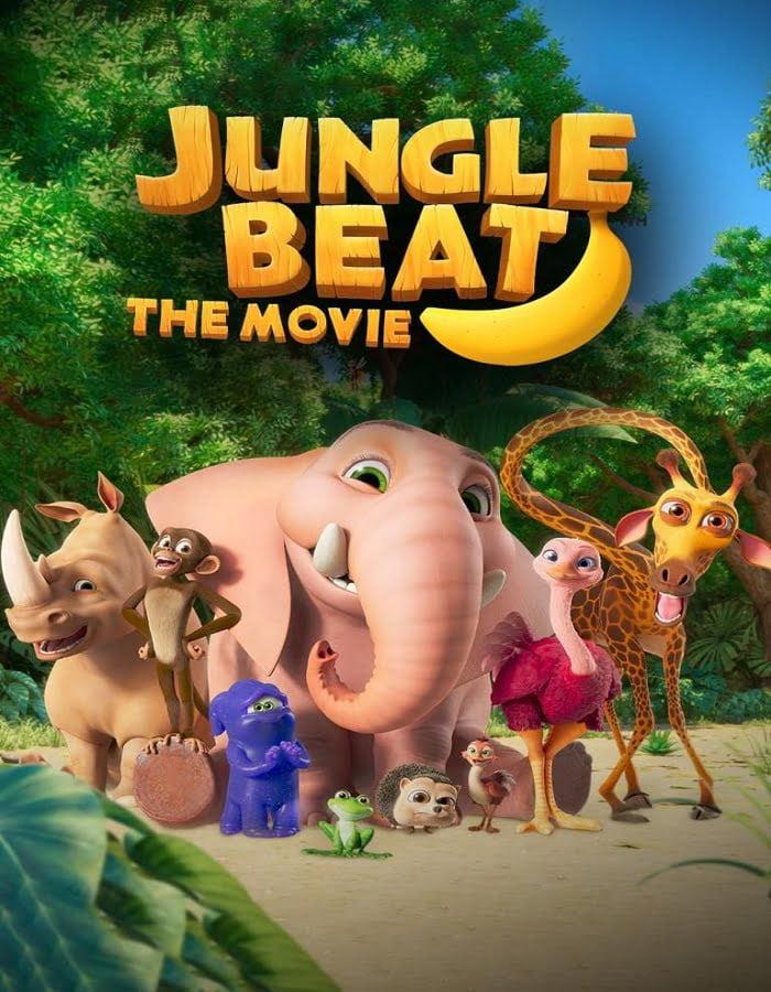 Jungle Beat The Movie 2020 จังเกิ้ล บีต เดอะ มูฟวี่