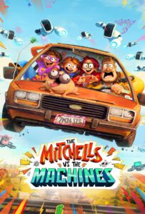 The Mitchells vs. the Machines (2021) บ้านมิตเชลล์ปะทะจักรกล