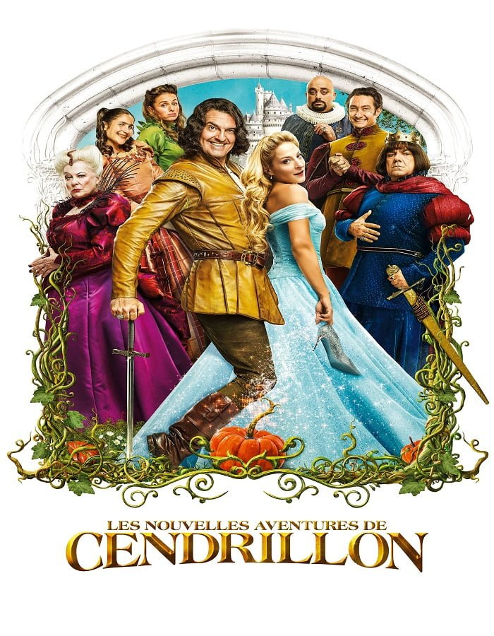 The New Adventures of Cinderella 2017 ตำนานรักครั้งใหม่ของยัยซินเดอเรลล่า