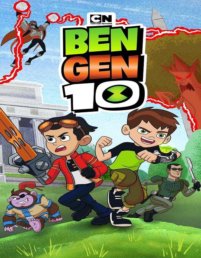 Ben 10 Ben Gen 10 2020
