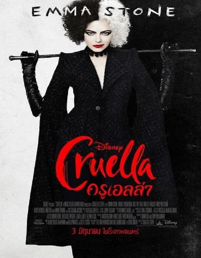 Cruella 2021 ครูเอลล่า