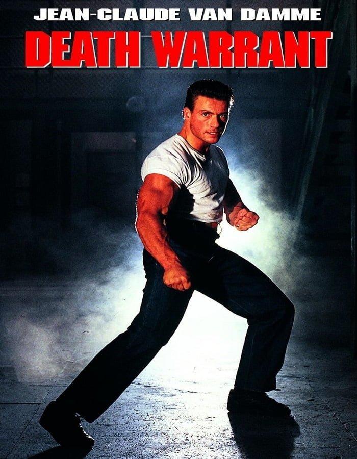 Death Warrant 1990 หมายจับสั่งตาย