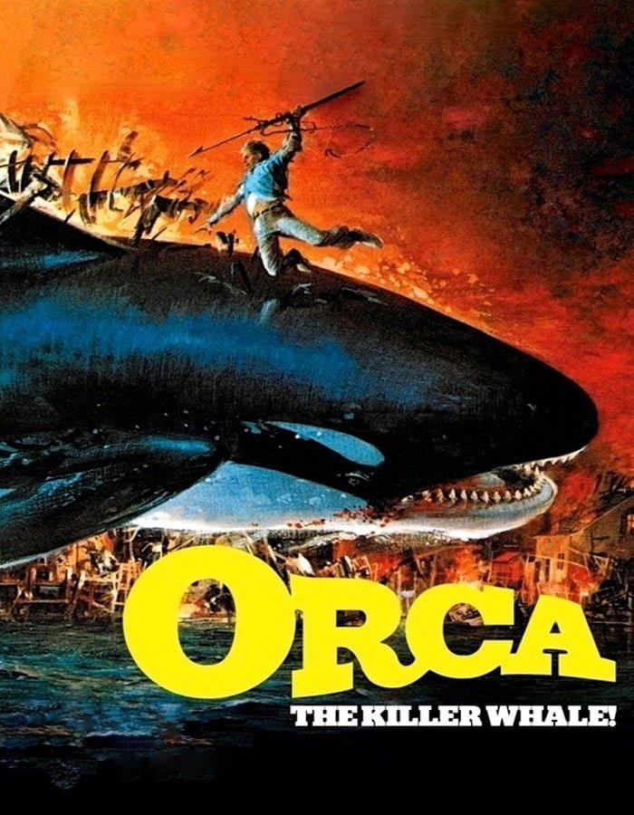 Orca The Killer Whale 1977 ออร์ก้า ปลาวาฬเพชฌฆาต