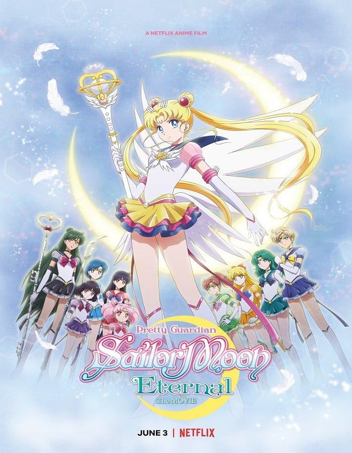 Pretty Guardian Sailor Moon Eternal The Movie 2021 พริตตี้ การ์เดี้ยน