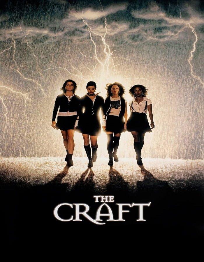 The Craft 1996 สี่แหววพลังแม่มด