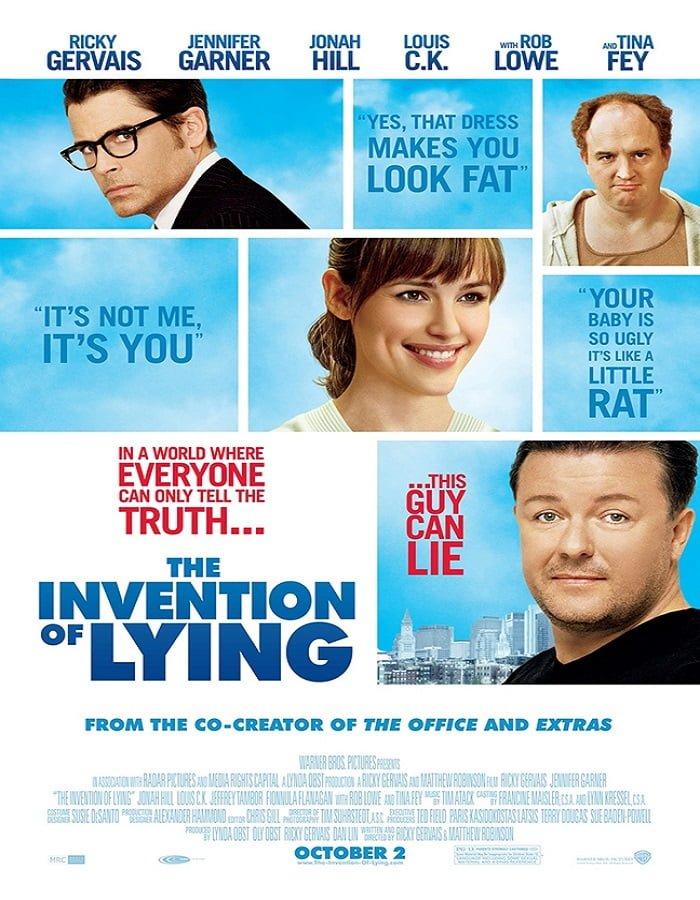 The Invention of Lying 2009 ขี้จุ๊เข้าไว้ให้โลกแจ่ม