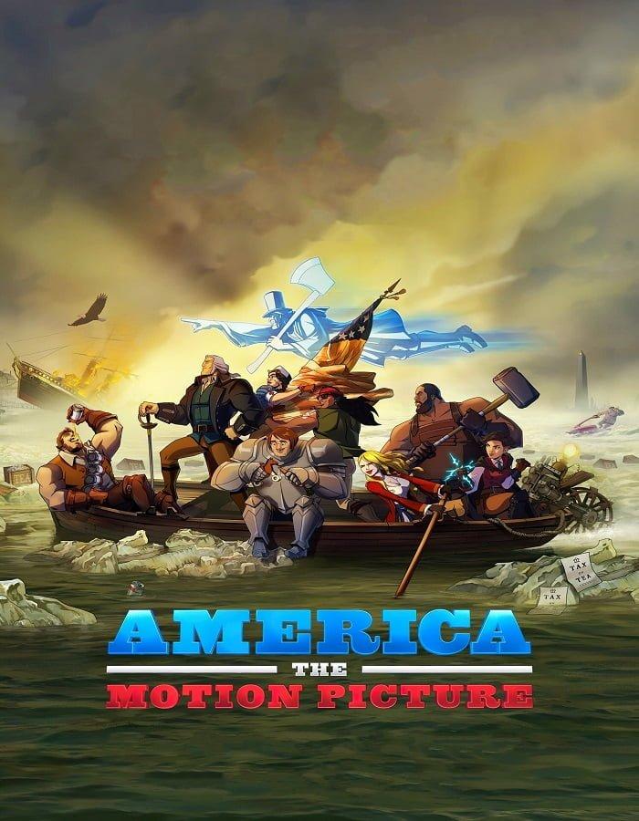 America The Motion Picture 2021 เดอะ โมชั่น พิคเจอร์