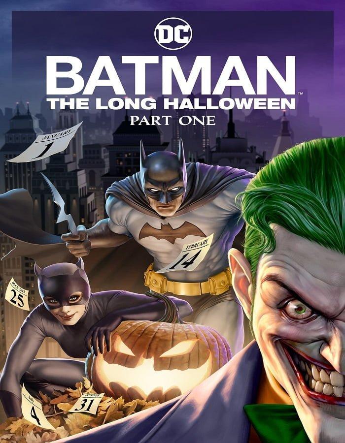 Batman The Long Halloween Part 1 2021
