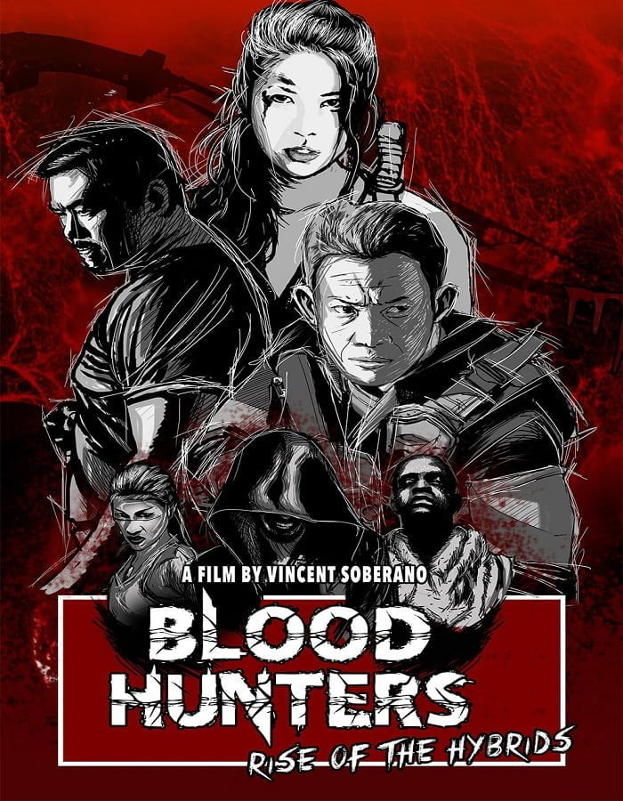 Blood Hunters Rise of the Hybrids 2019