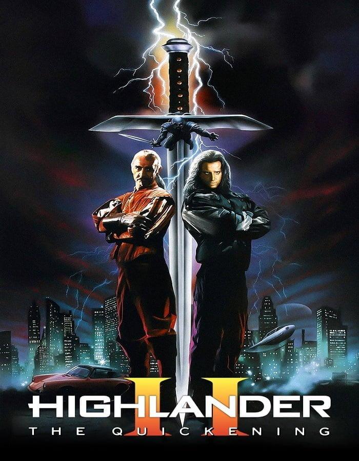 Highlander II The Quickening 1991 ล่าข้ามศตวรรษ 2